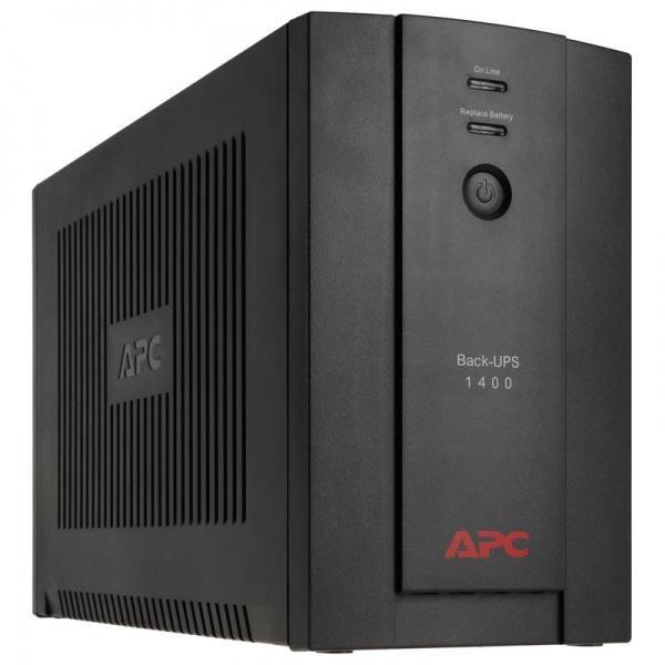 APC Back-UPS BX1400UI - UPS (700 watts)
