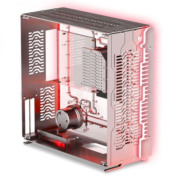 Singularity Computers Wraith ITX / DTX - silver