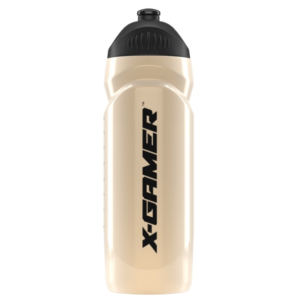 X-Gamer X-MIXR 5.0 Shaker / Bicycle Bottle - Pearl White