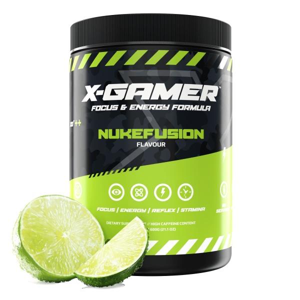 X-Gamer X-Tubz - Nukefusion, 600g