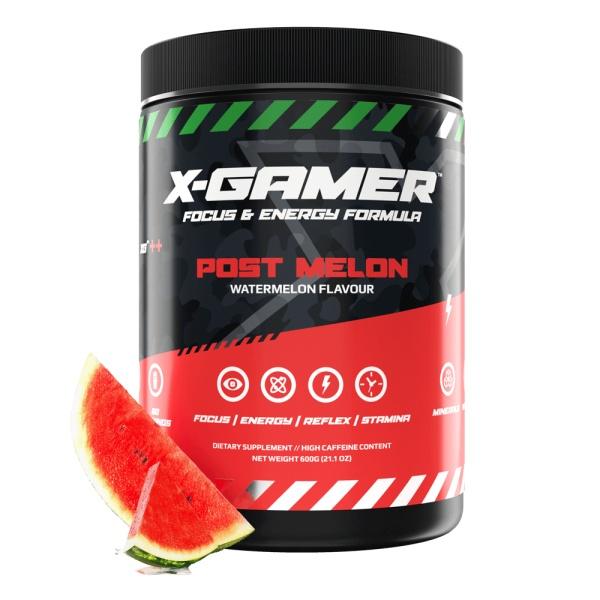 X-Gamer X-Tubz - Post Melon, 600g
