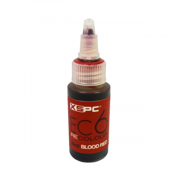 XSPC EC6 Concentrated ReColour Dye - Blood Red
