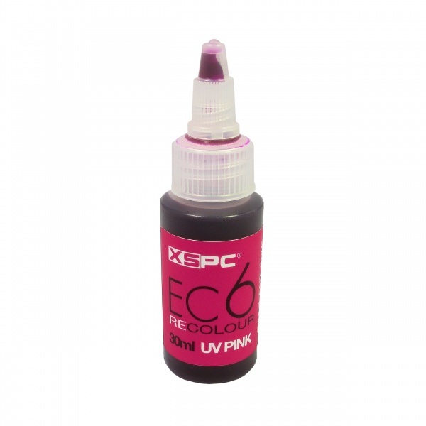 XSPC EC6 Concentrated ReColour Dye - UV Pink