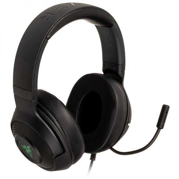 Razer Kraken V3 X gaming headset - black