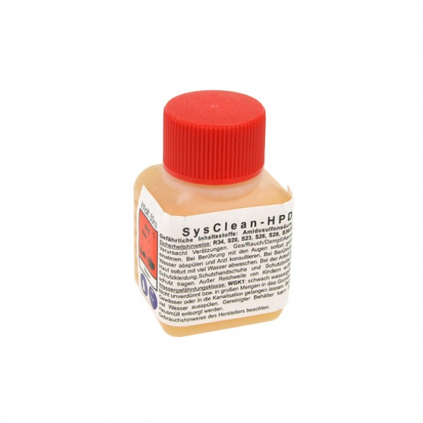 SysClean-HPD High Power Lime Scale Remover 50ml