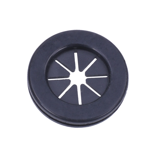 Phobya cable rubber grommet round - black