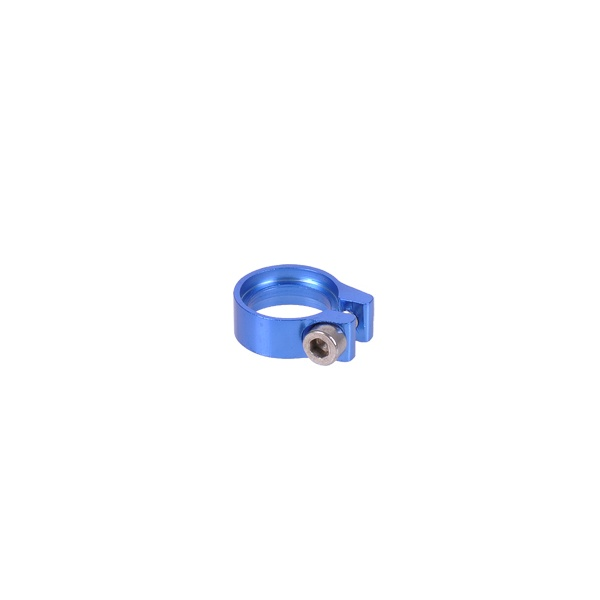 Phobya Hose Clamp Hexagonal 10 - 11mm Blue