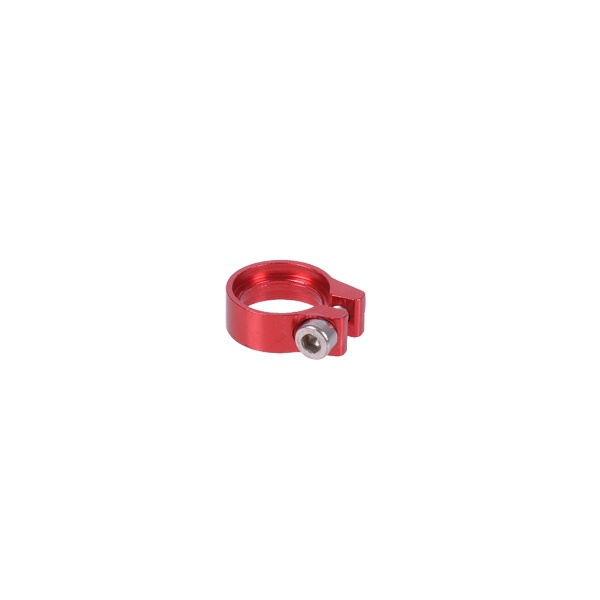Phobya Hose Clamp Hexagonal 10 - 11mm Red