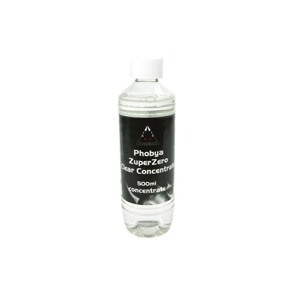 Phobya ZuperZero Clear Concentrate 500ml