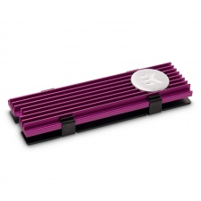 View Alternative product EK Water Blocks EK-M.2 NVMe Heatsink - Purple