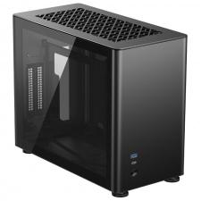 View Alternative product Jonsbo A4 Mini-ITX housing, tempered glass - black