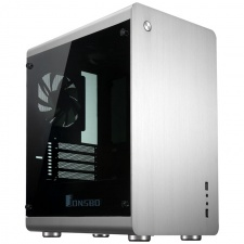 View Alternative product Jonsbo RM3 Micro-ATX case, tempered glass - silver