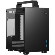 View Alternative product Jonsbo T8 mini tower, tempered glass - black