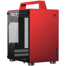 View Alternative product Jonsbo T8 mini tower, tempered glass - red