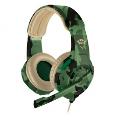 View Alternative product Trust Gaming GXT 310C Radius Gaming Headset - jungle camo