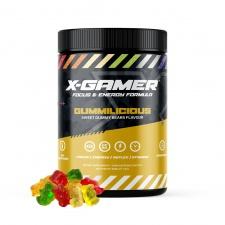 View Alternative product X-Gamer X-Tubz - Gummilicious, 600g