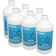View Alternative product XSPC EC6 Premix Coolant - UV Blue (6 Pack)