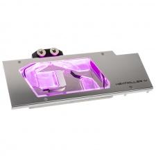 View Alternative product Water cool Heatkiller IV for Radeon RX 5700 XT, RGB - acrylic + nickel, silver