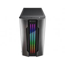 View Alternative product Cougar Gemini M Mini Tower Gaming Case RGB Tempered Glass - Black