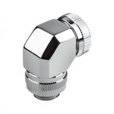 View Alternative product PHANTEKS Rotary Hard Tube Fitting 12mm 90 degrees G1 / 4 - chrome, rotatable