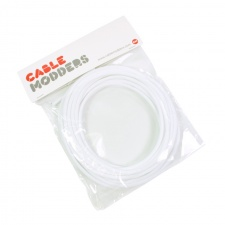 View Alternative product Frozen White Cable Modders U-HD Retail Pack Braid Sleeving - 4mm x 5 meters