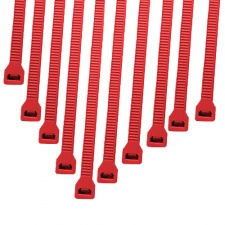 View Alternative product Cable Modders 2.4 x 100mm Cable Ties 10 Pack - Red