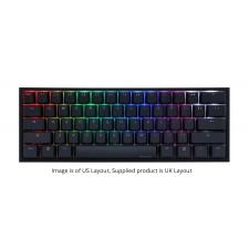View Alternative product Ducky One2 Mini RGB Backlit Brown Cherry MX Switch Mechanical Keyboard