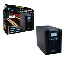 View Alternative product Powercool Smart UPS 2000VA 2 x UK Plug 3 x IEC RJ45 x 2 USB LCD Display
