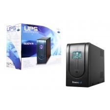 View Alternative product Powercool Smart UPS 1500VA 3 x UK Plug 3 x IEC RJ45 x 2 USB LCD Display