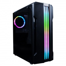 View Alternative product 1St Player Rainbow R3-A Black Mini Tower with 3 Fans