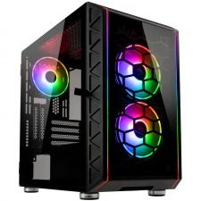 View Alternative product Kolink Citadel Glass SE ARGB Micro-ATX case - black