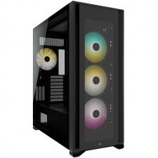 View Alternative product Corsair iCUE 7000X RGB Big-Tower, Tempered Glass - black