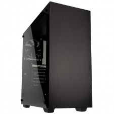 View Alternative product Kolink Stronghold Midi Tower, Tempered Glass - Black Window
