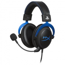 View Alternative product HyperX Cloud PS4 gaming headset - black / blue