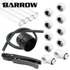 View Alternative product Barrow 14mm PETG Hard Tube Starter Kit  - White