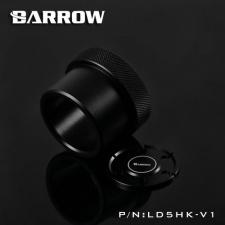 View Alternative product Barrow D5 Pump Mod Kit Screw Ring Top Kit - Black