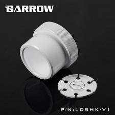 View Alternative product Barrow D5 Pump Mod Kit Screw Ring Top Kit - White