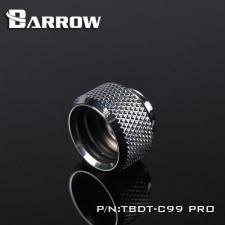 View Alternative product Barrow G1/4 -14mm OD Twin Seal Hard Tube Push Fitting - Shiny Silver
