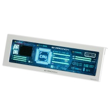 View Alternative product BarrowCH 250mm IPS High Definition System Monitoring LCD Display - Silver