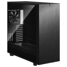 View Alternative product Fractal design Define 7 XL Black Dark TG Big-Tower - tinted tempered glass, insulated, black
