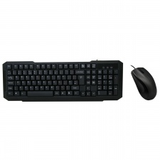 View Alternative product CiT KBMS-001 USB Keyboard & Mouse Combo Black Retail