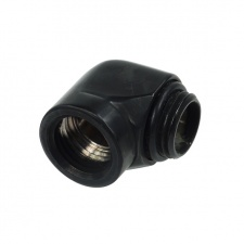 View Alternative product Alphacool L-connector G1/4 Male to G1/4 Female - Deep Black