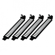 View Alternative product Phobya PCI Plate Airslots Black (4x pieces)