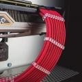 CableMod PRO Bridged Cable Comb Kit - transparent