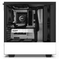 NZXT H510 Matte White / Black Mid Tower Case