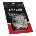 Silverstone SST-PP09, cable comb set, transparent