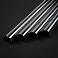 BitsPower Brass hard tube 16mm OD, 220x300mm, 90 degrees - 4-pack, silver
