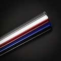 BitsPower Crystal Link Tube 12 / 10mm, 500mm - Transparent