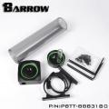Barrow DDC Obsidian Smoked Acrylic Reservoir - 215mm