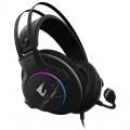 Gigabytes Aorus H1 RGB gaming headset - black